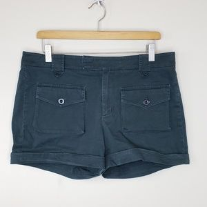 Vince | Cuffed Shorts